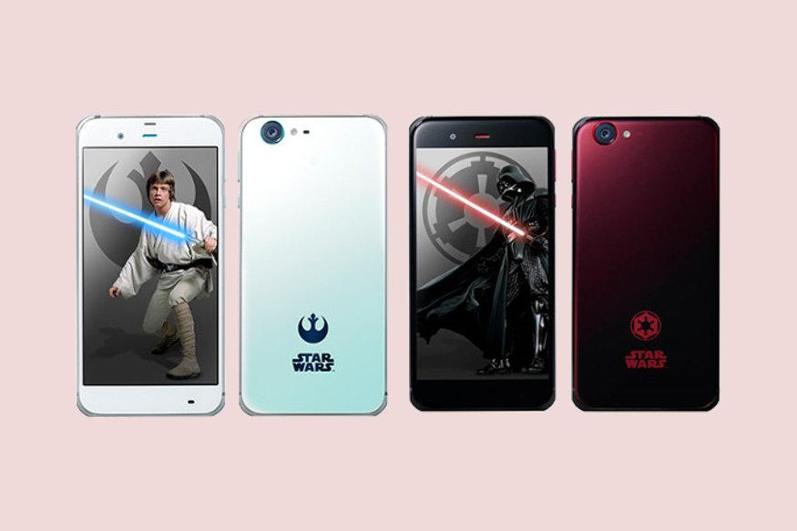 Star Wars Smartphone by Softbank to be Available From December 2