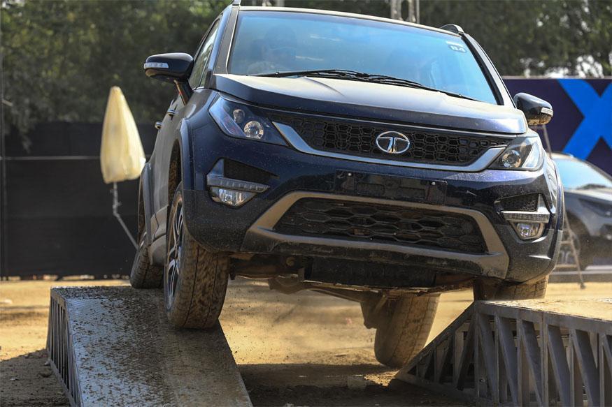 Tata Motors Kicks Off Three-day 'Hexa Experience Centre' for Customers
