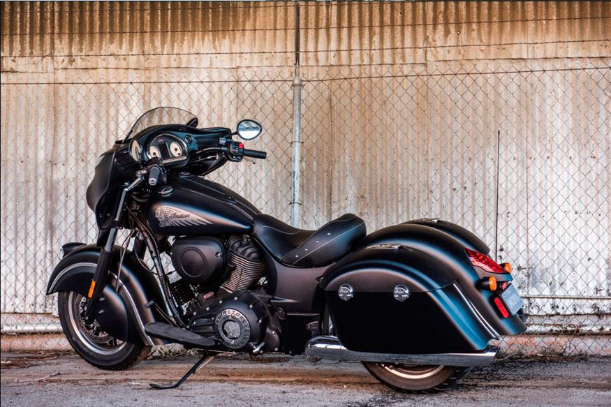 Dark Horse: A Darker, More Aggressive Indian Chieftain is Here