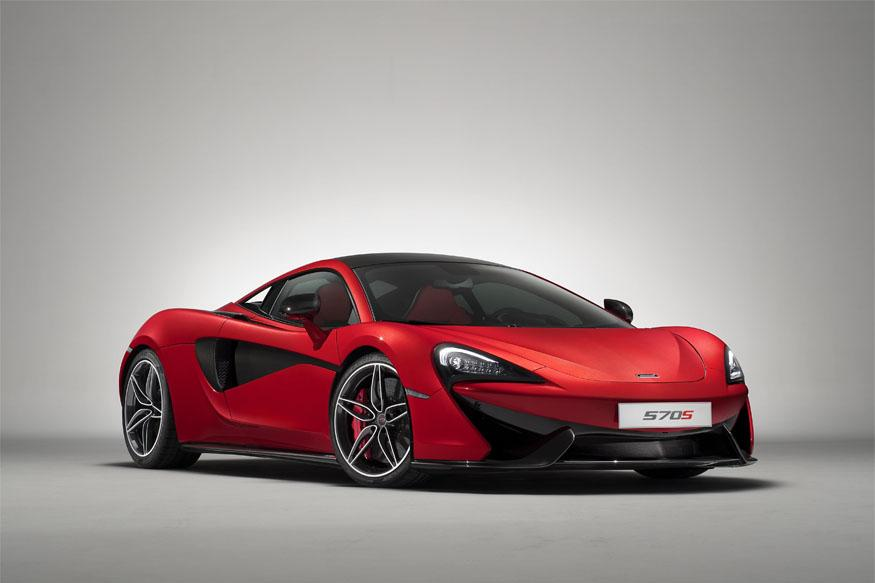 McLaren Comes Up With Compact 'Design Edition' For 570S