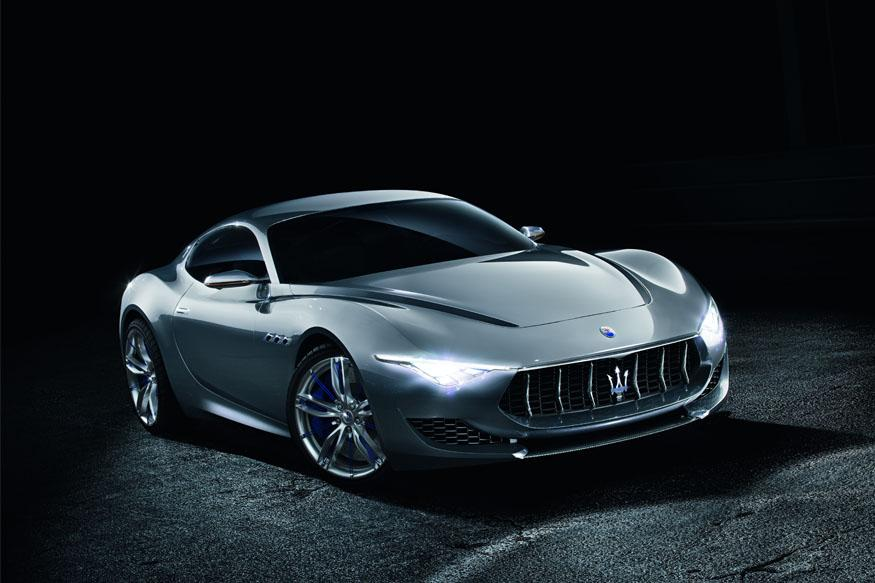 New All-electric Maserati Alfieri Expected in 2020
