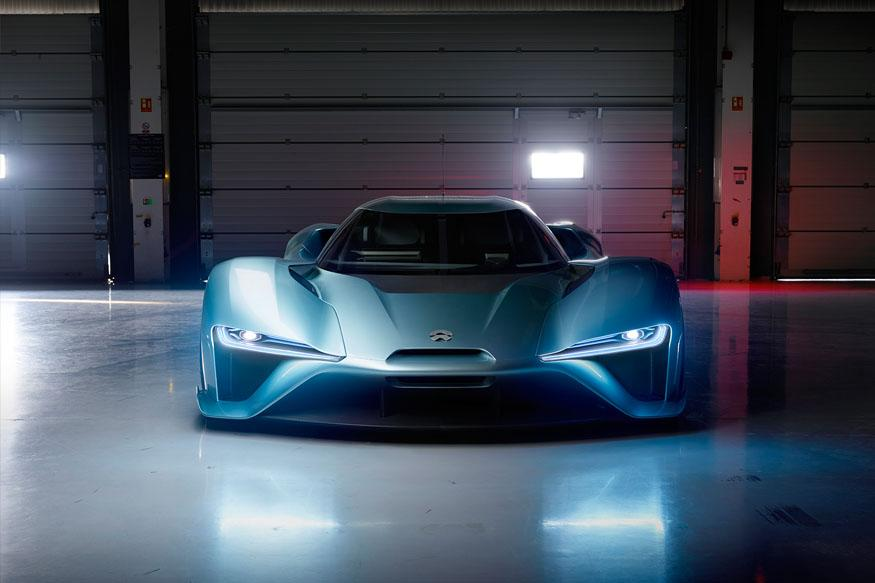 An Electric Car That Lapped the Nurburgring in a Little Over Seven Minutes