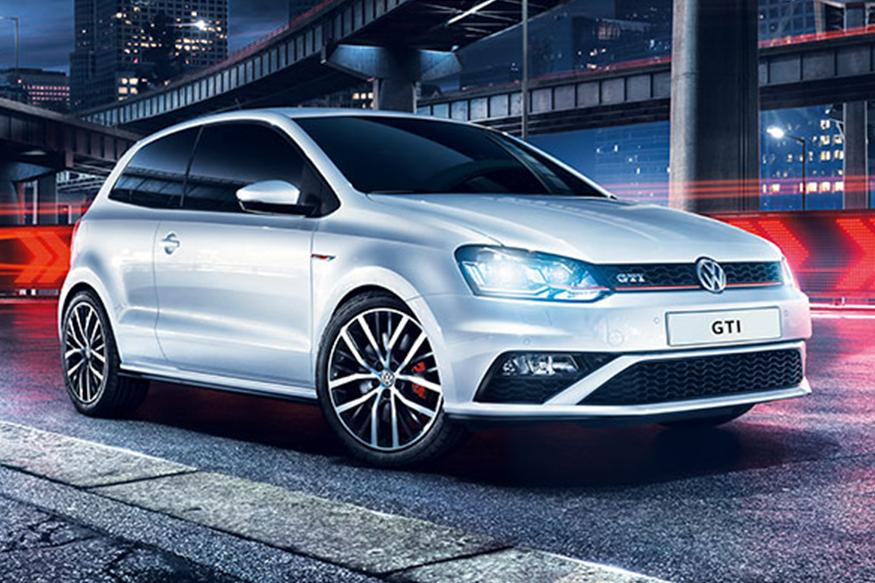 volkswagen polo gti launched  rs  lakhs news
