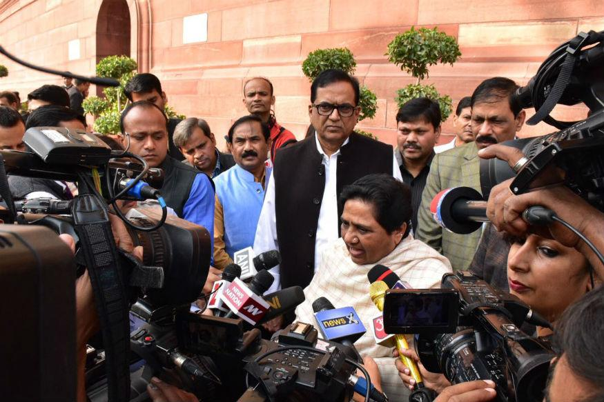 Hold Fresh Elections if You Want a Correct Survey, Mayawati Dares Modi