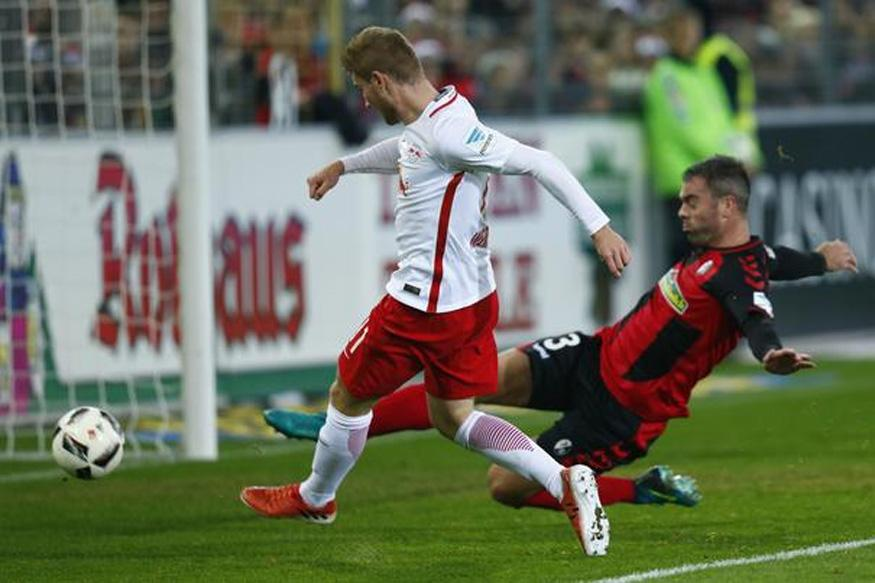 German Bundesliga: Leipzig Six Points Clear Of Bayern at Top