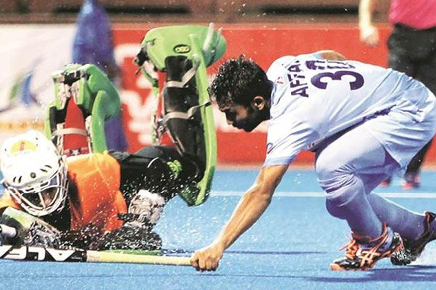 Hockey Test: Affan Yousuf Scores a Brace as India Beat Australia 3-2