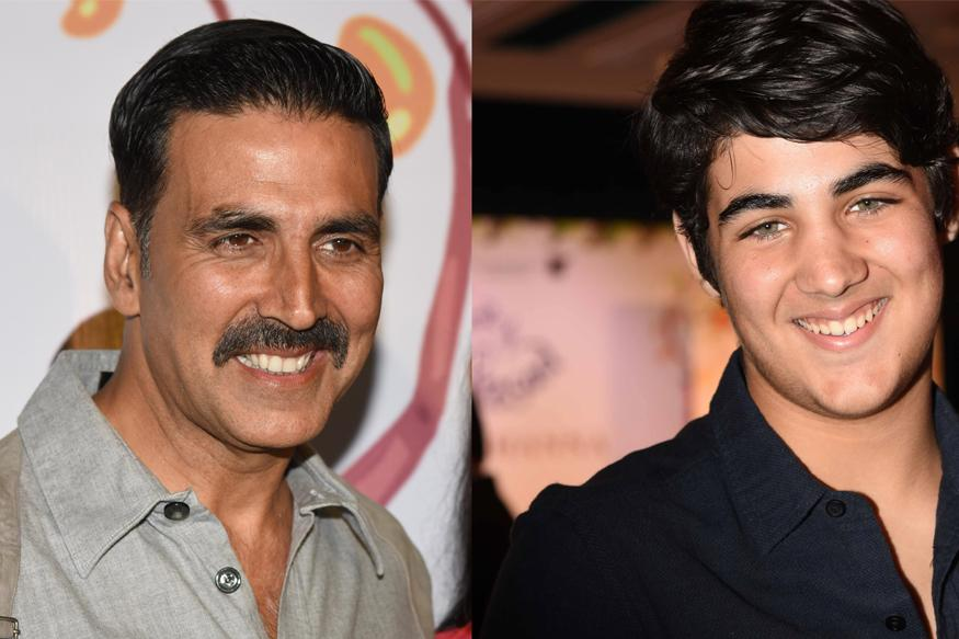 Aarav's Resemblance With His Father Akshay Kumar Is Hard to Ignore