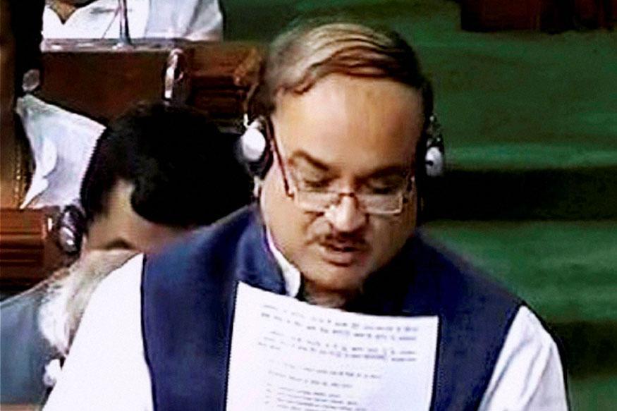 Opposition Walkout in Lok Sabha 'Unfortunate', Says Ananth Kumar