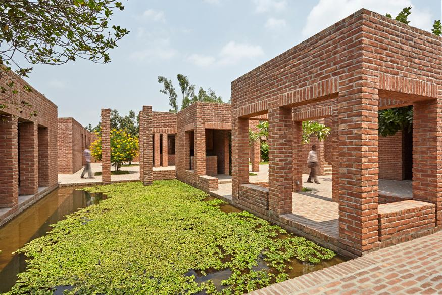 Six Projects Awarded Aga Khan Architecture Prize