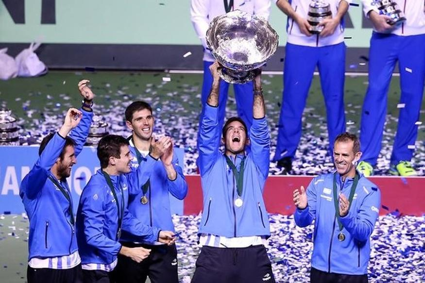 Davis Cup 2016: Argentina Beat Croatia To Clinch Maiden Title