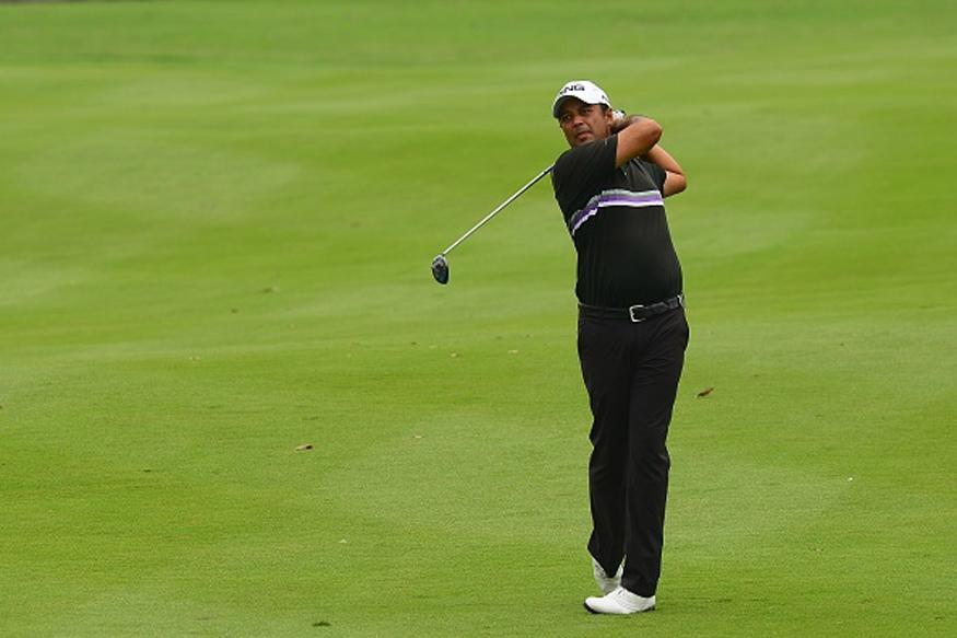 Golfer Arjun Atwal Looks to Turn the Corner in Debut Panasonic Open