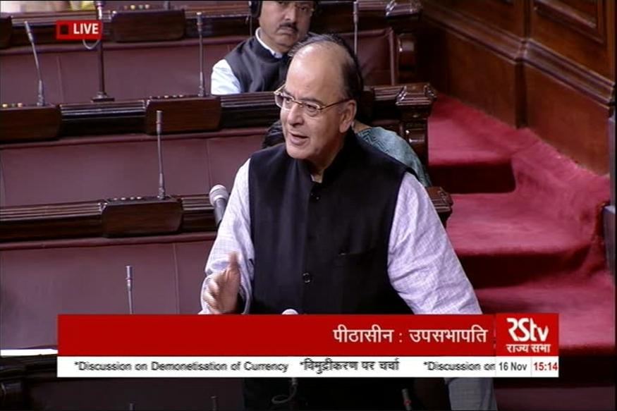 Government embarrassed as Rajya Sabha returns Finance bill with amendments