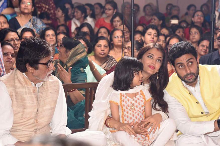 We'd Be Happy: Abhishek On Bachchan Family Working In a Film Together