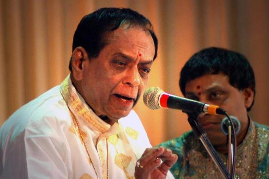 Celebrities Pay Respect to Carnatic Music Maestro Balamuralikrishna