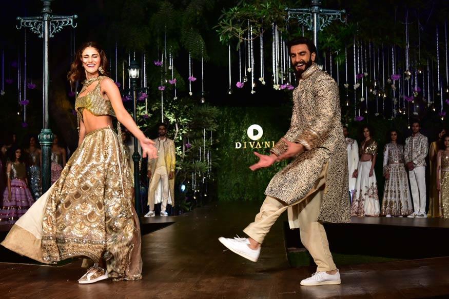 In Pics: Ranveer Singh, Vaani Kapoor Celebrate Befikre With French Ambassador