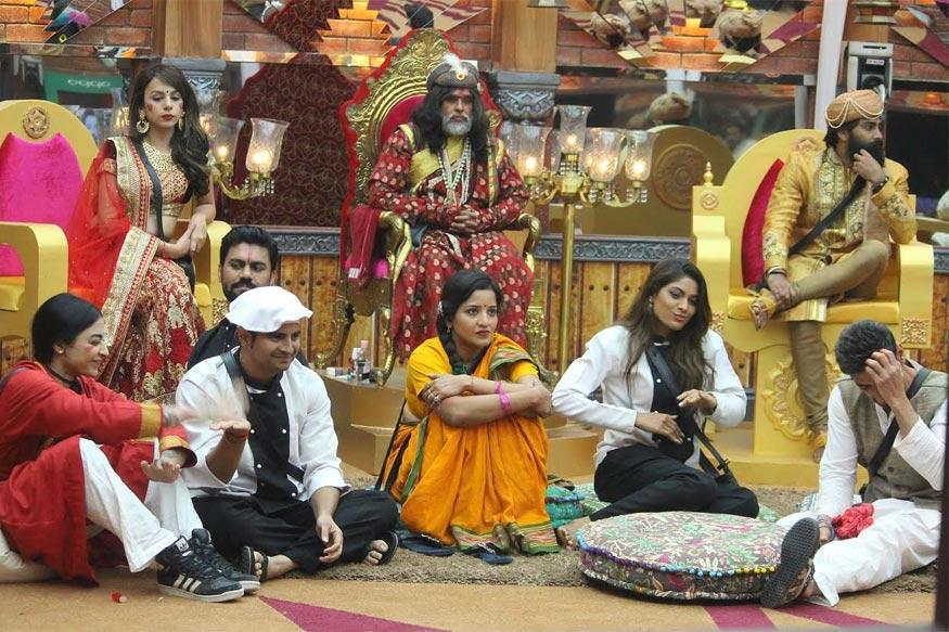 Bigg Boss 10, Day 17: Is Swami Om Taking The Luxury Budget Task Too Seriously?