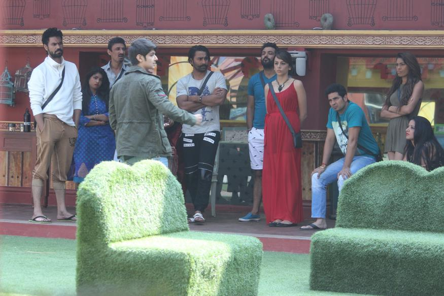 Big Boss 10- Rahul Dev Finally Loses His Cool Over This Contestant