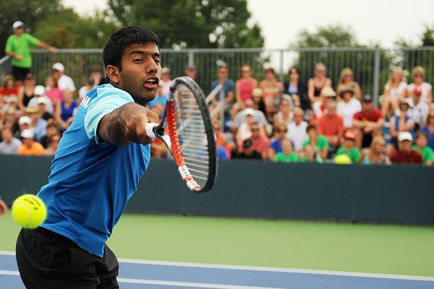 Rohan Bopanna Bats for Wheelchair Tennis