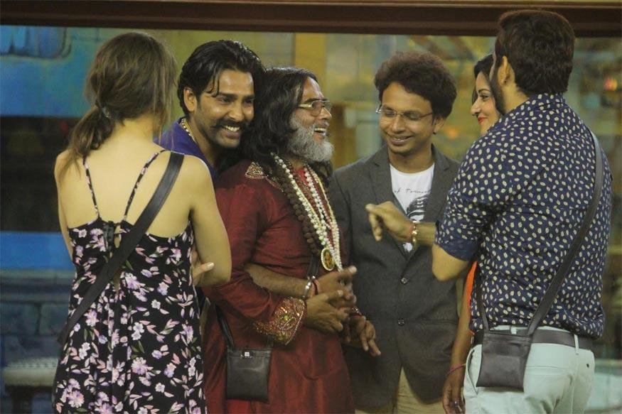 Bigg Boss 10, Day 24: Swami Om Is Back in the House