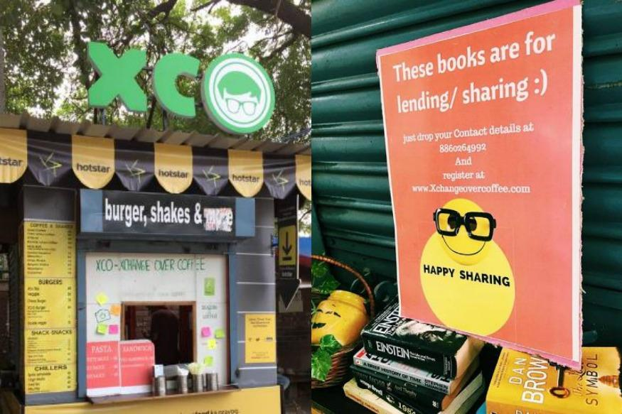 This Cafe In Delhi Lets You Exchange Books For A Free Meal
