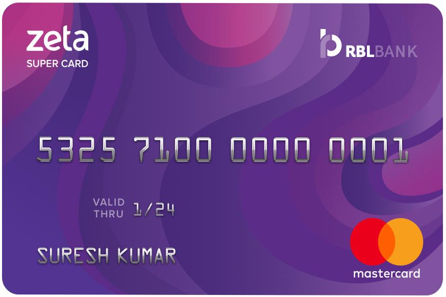 Zeta Launches Super Card With All New Anti-Fraud Security Measures