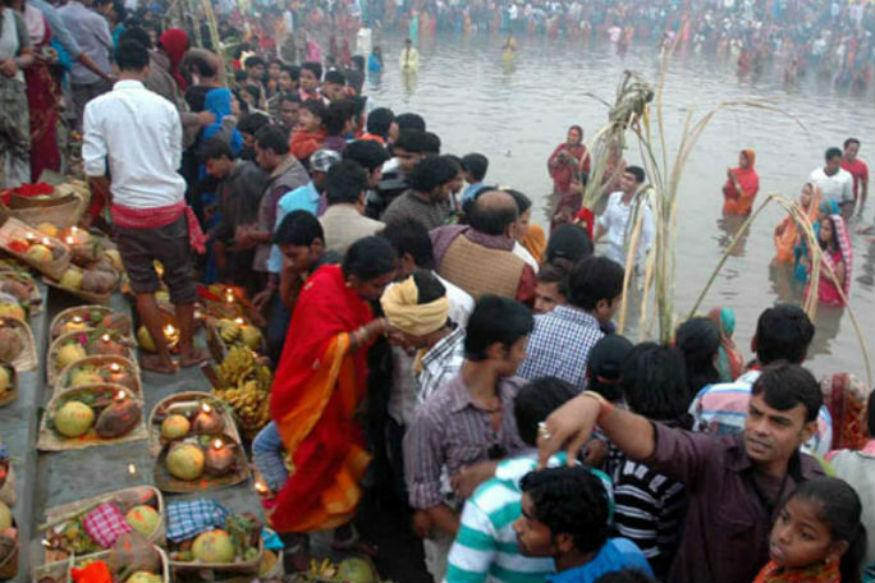 Chhath being celebrated today, people prepare to worship the sun