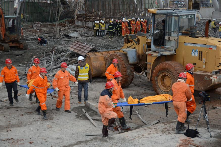 China Power Plant Collapse: Death Toll Rises to 74