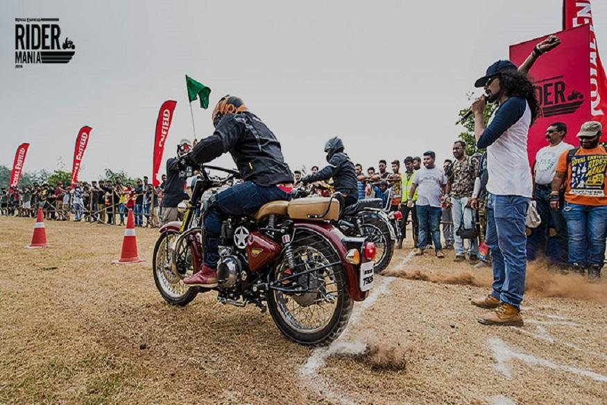 Royal Enfield Rider Mania 2016 at Goa Concludes as The Biggest Ever