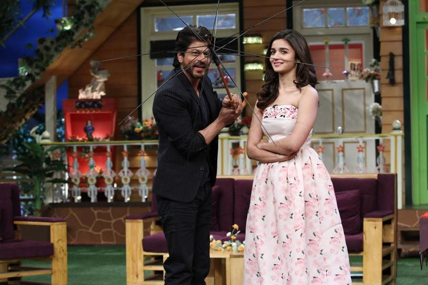 Shah Rukh Khan, I'm Really Missing You: Alia Bhatt Post Dear Zindagi Release