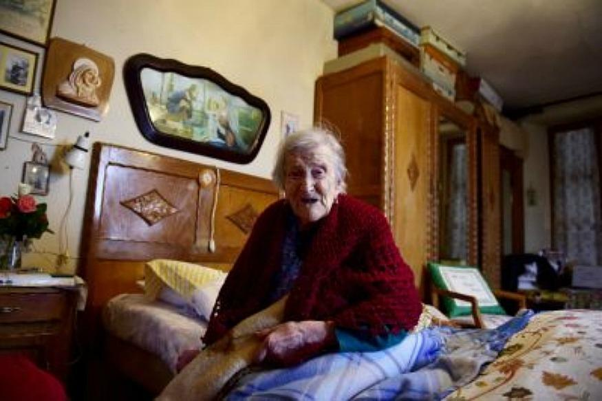 World's Oldest Living Person, Emma Morano, Turns 117