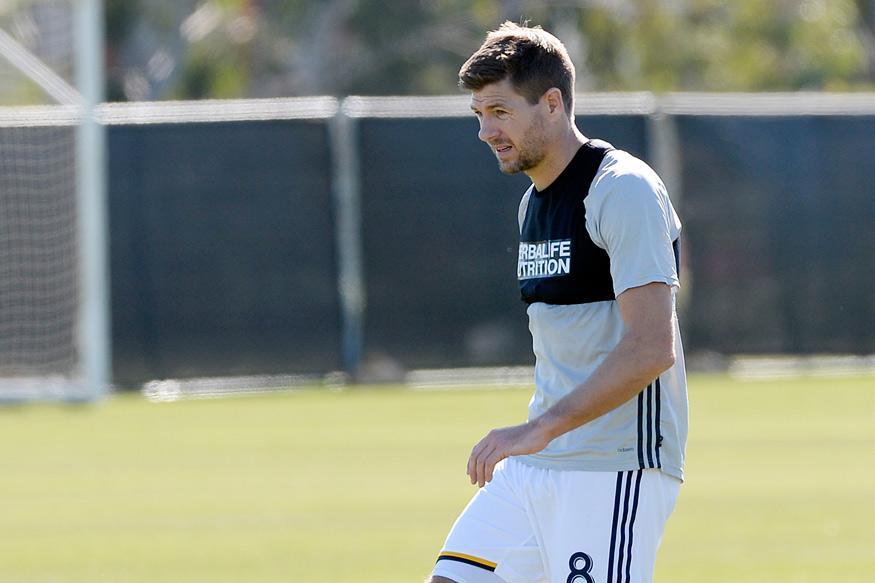 Steven Gerrard To Consider Future After Leaving LA Galaxy