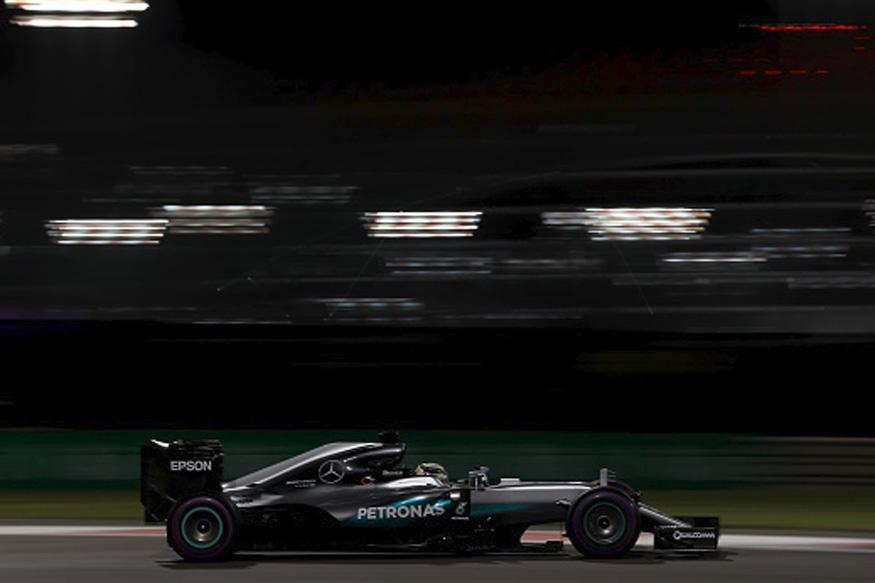 Abu Dhabi GP: Lewis Hamilton Fastest in Both Practice Sessions