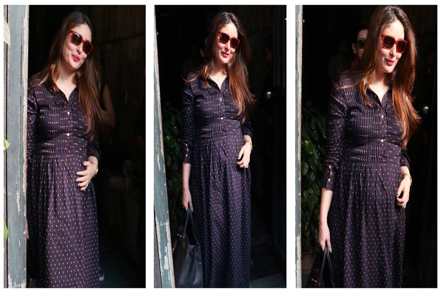 This is How Mom-to-be Kareena Kapoor Khan is Enjoying Her Maternity Period