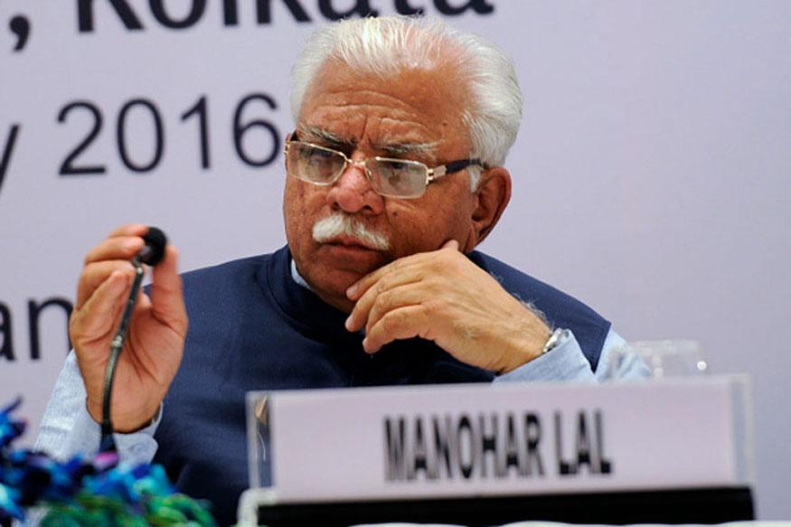 Create Awareness About Cashless Society: Khattar to Officials