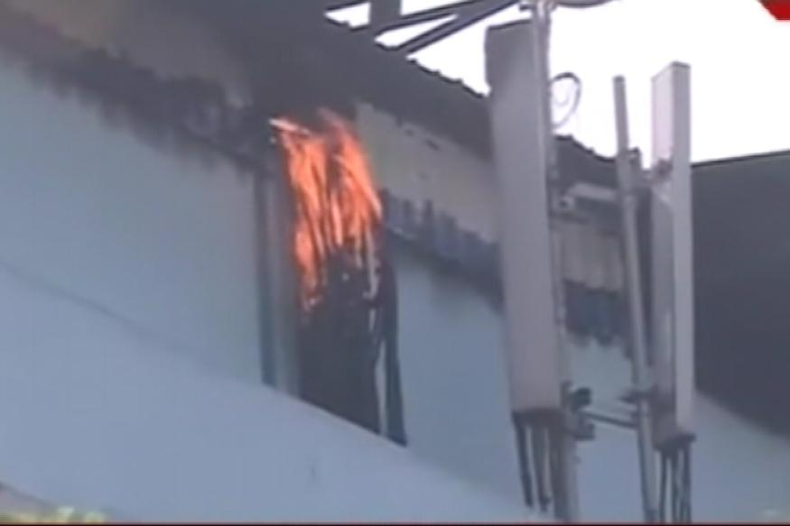Fire breaks out at SSKM Hospital in Kolkata, no casualties reported