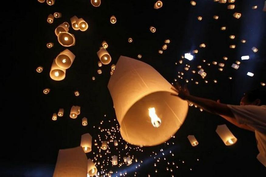 Thailand Cancels, Adjusts Flights Ahead Of Lantern Festival