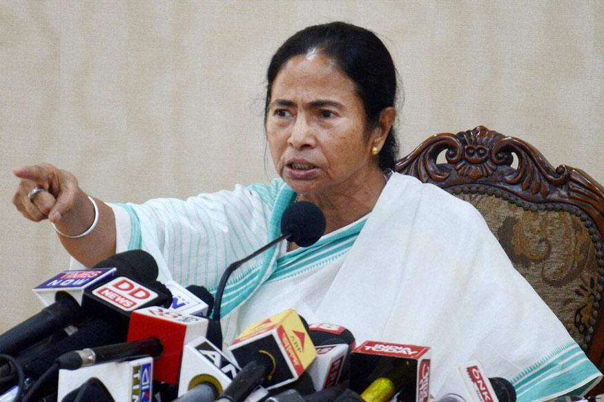 Mamata Banerjee's Show of Strength Gets Support From Other Opposition Parties