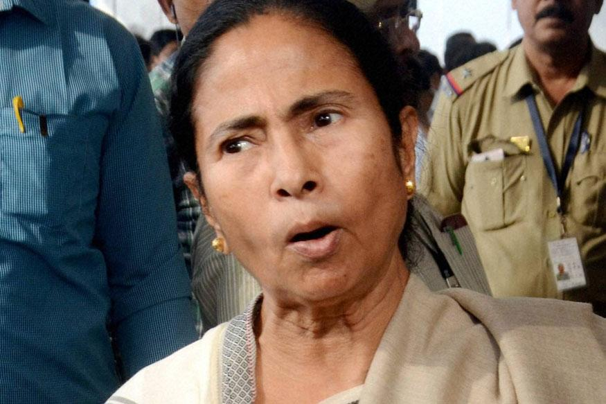 Is it Emergency or an Army Coup, Asks Mamata Banerjee