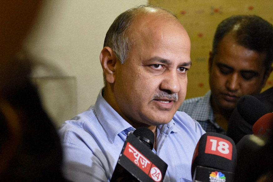 How Can Farmers Who Can't Read do e-Banking: Manish Sisodia