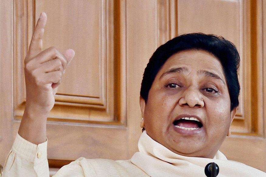 Mayawati Accuses BJP of Causing 'Bharat Bandh' by Demonetisation