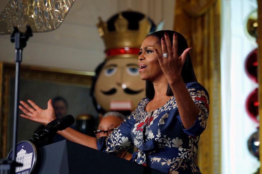 Michelle Obama Will 'Never' Run For White House: President Obama