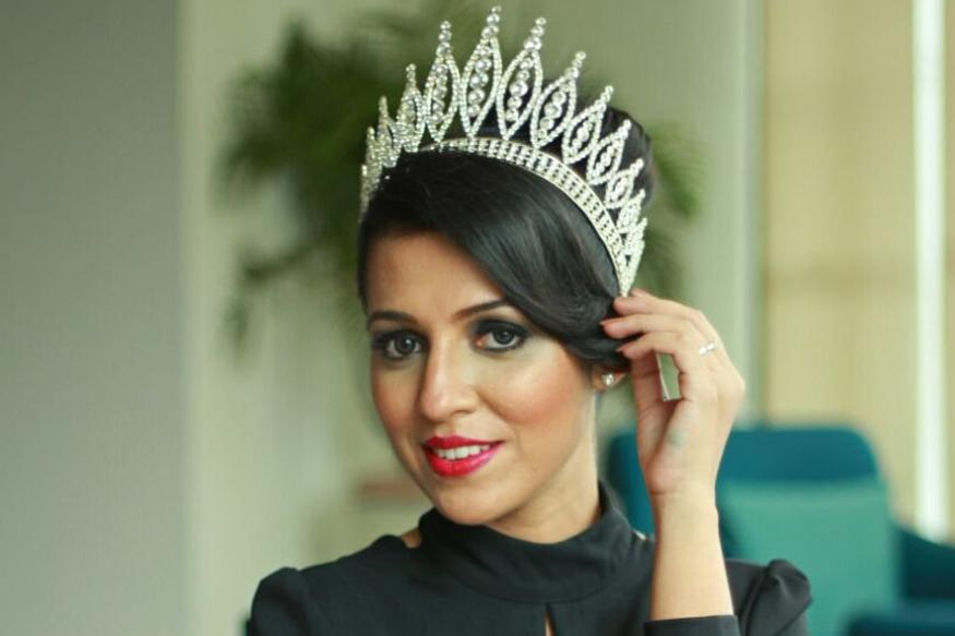 Mohini Sharma to Represent India at Mrs World 2016 in Korea