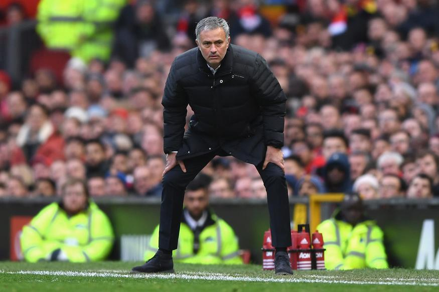 Sniping Jose Mourinho Says Manchester United's Luck Will Change