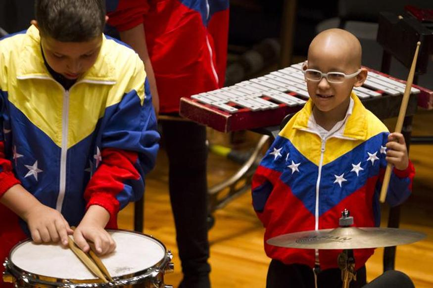 Music Therapy May Reduce Depression in Children