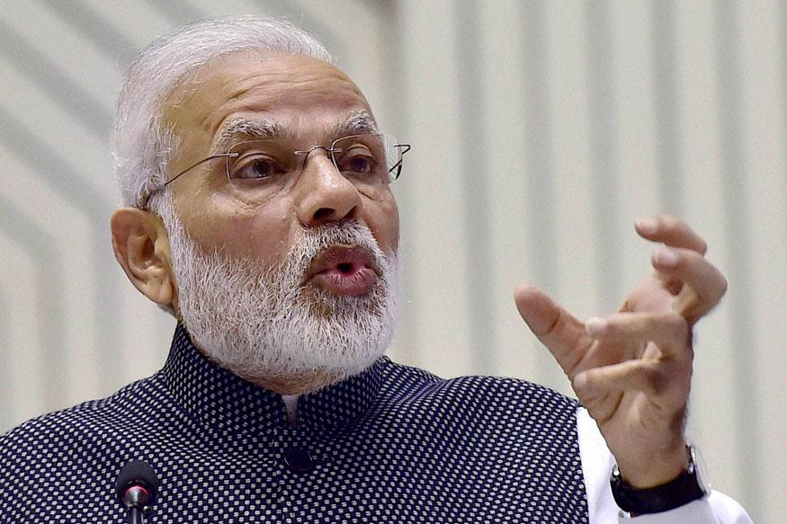 PM Modi asks all BJP MPs, MLAs to Submit Bank Account Details