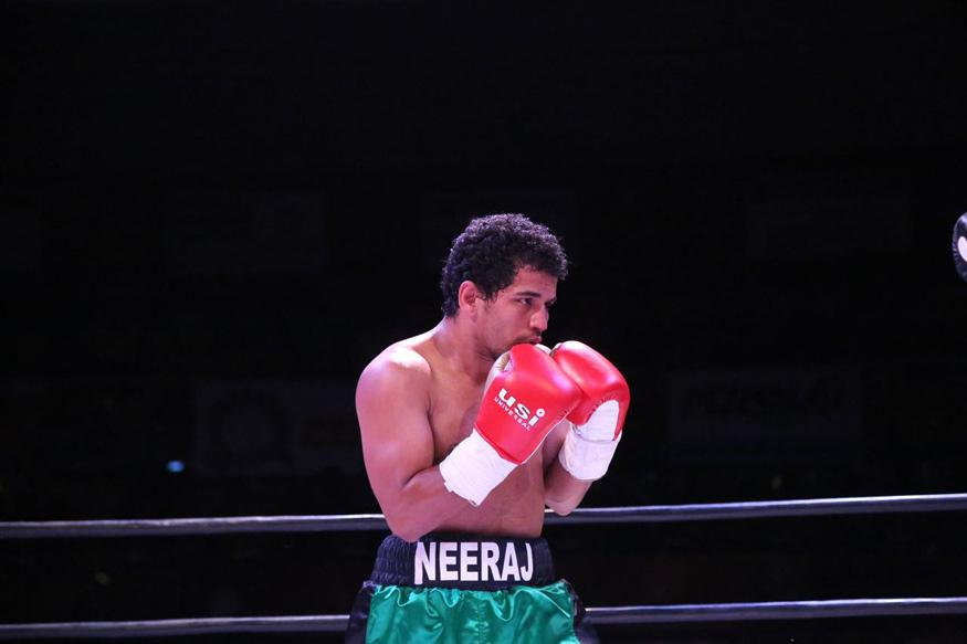 Asia-Pacific Champion Neeraj Goyat Breaks Into WBC Rankings
