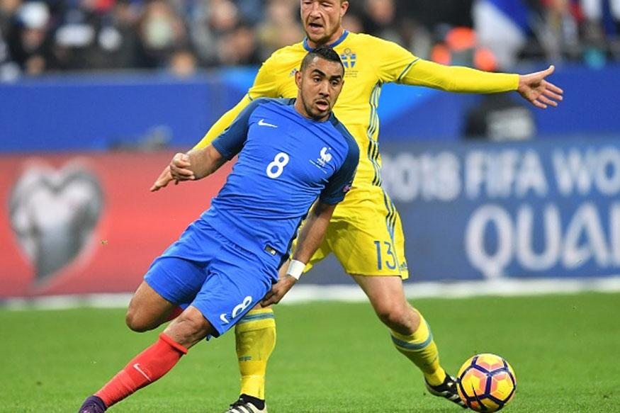 World Cup Qualifiers: Payet Scores Winner as France Edge Sweden 2-1