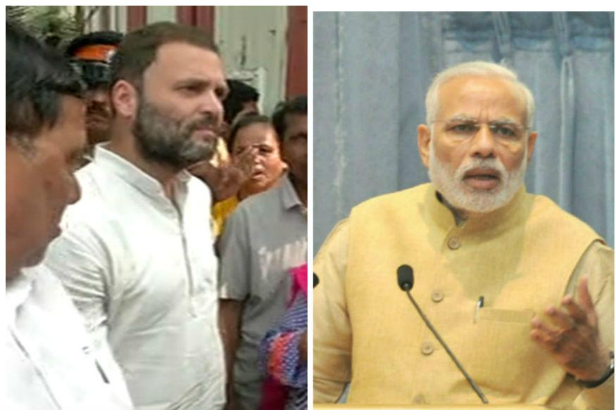 Modi a Prisoner of His Own Image, Doing TRP Politics, Says Rahul