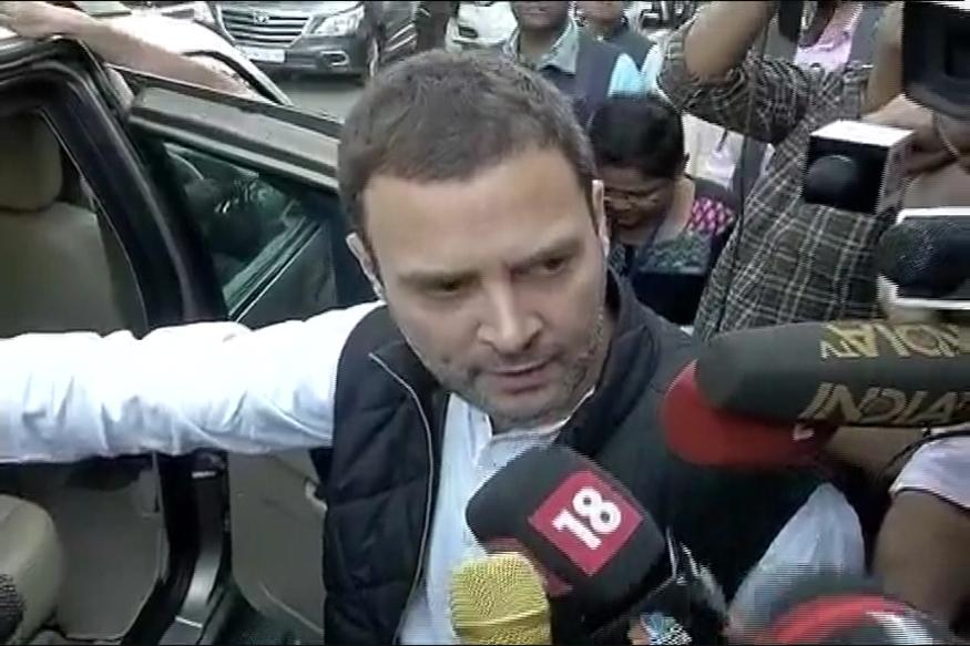 Govt Keen to Hear Rahul's 'Scholarly Arguments' Over Black Money: BJP