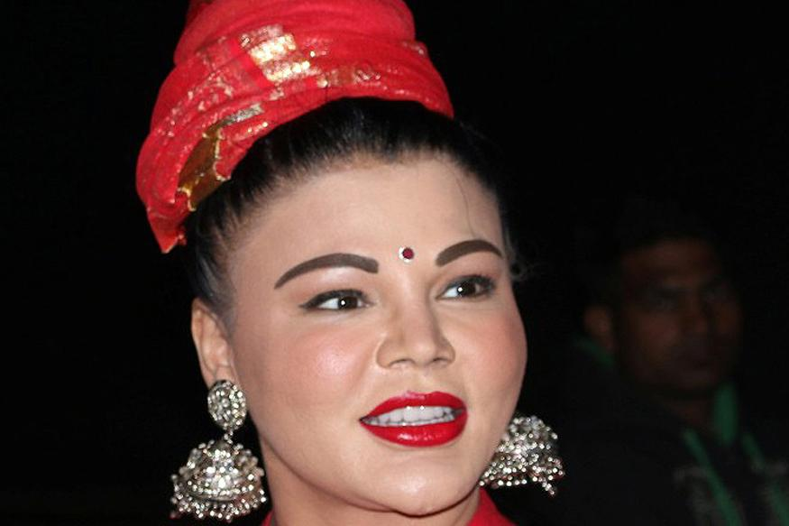 Have You Checked Out Rakhi Sawant's New, Strange Look?